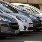 Flotas de automóviles