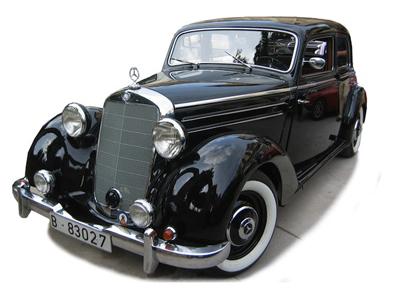 Mercedes Benz 170 (1952)