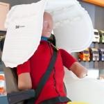 Airbags envolventes en los asientos de los camiones