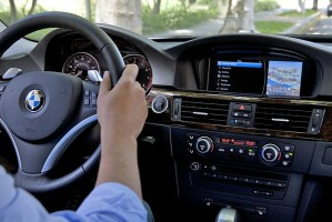 BMW con Ipod