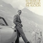 Portada del catálogo '50 years of James Bond, The Auction'
