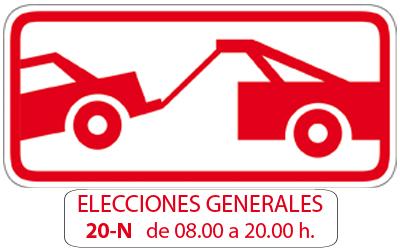el coche y las elecciones generales