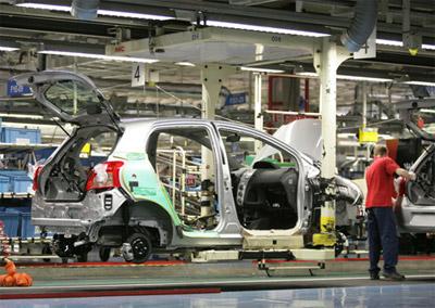 El 90% de los coches que fabrica España se exporta ...