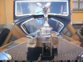 Marca de coches Rolls-Royce