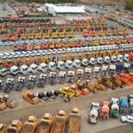 Subasta de vehículos industriales