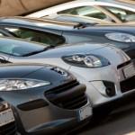 Baja el precio de los coches en abril