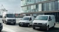 Gama de vehículos comerciales de Volkswagen